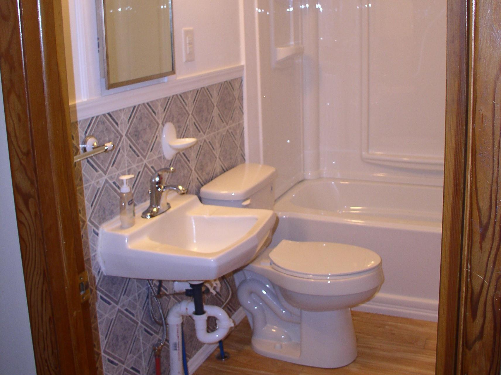 Short Mountain Bathroom