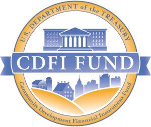 Community Development Financial Institution Fund Logo